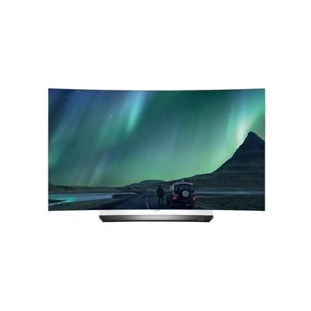LG OLED65C6V zwart OLED TV