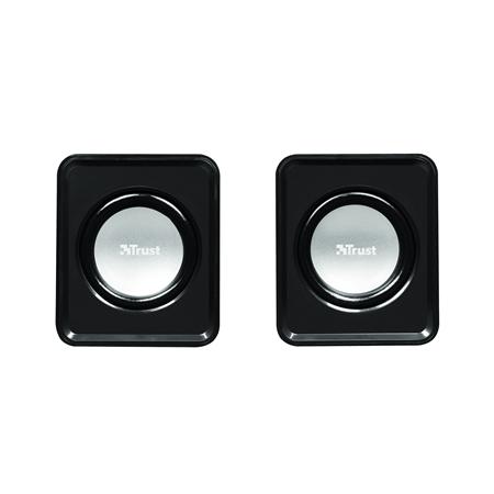 Trust Leto 2.0 Speaker Set zwart PC Speaker