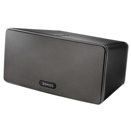 Sonos PLAY:3 zwart Streaming Audio