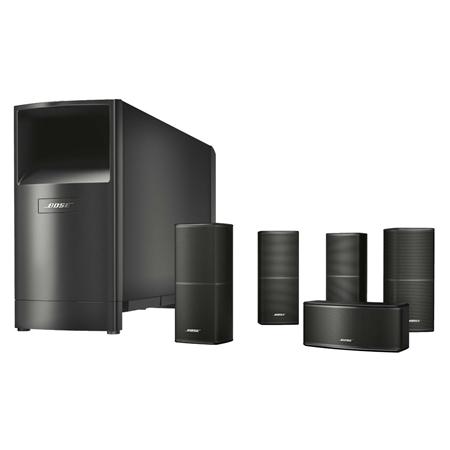Bose Acoustimass 10 series V zwart