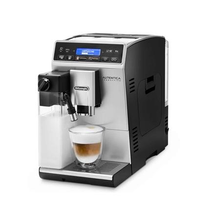DeLonghi ETAM 29.660.SB AUTENTICA cappuccino zilver-zwart Espressomachine