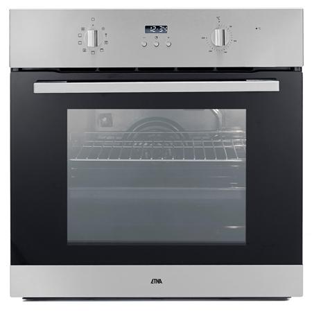 Etna OM170RVS RVS Inbouw Oven