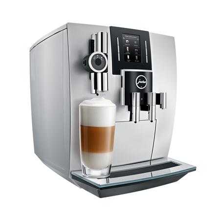 Jura J6 Briliant Silver Espressomachine