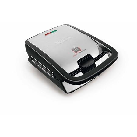 Tefal SW854D zwart-RVS Grill & Tosti
