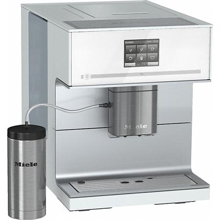 Miele CM 7300 briljantwit Espressomachine