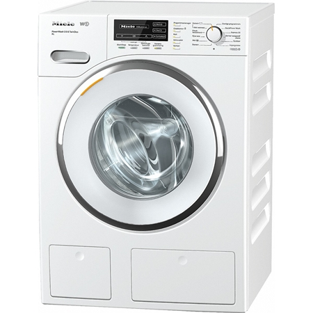 Miele WMH 262 WPS PowerWash 2.0/TwinDos/Steam lotuswit