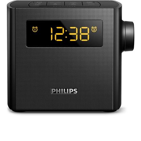 Philips AJ4300B/12 zwart