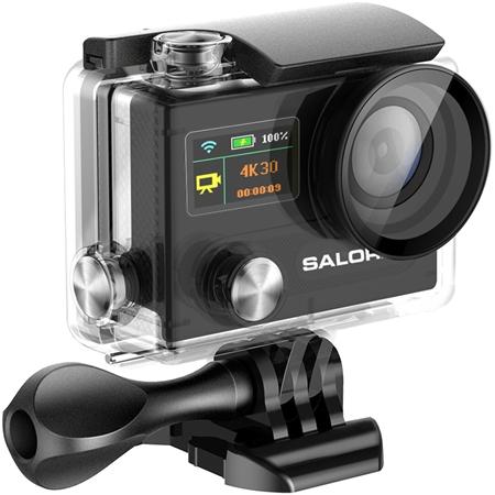 Salora PSC9360UWD zilver-zwart