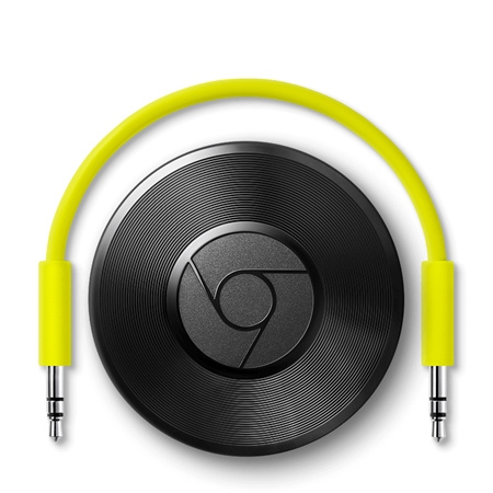 Google Chromecast Audio zwart