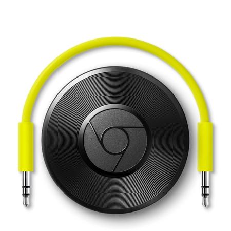 Google Chromecast Audio zwart