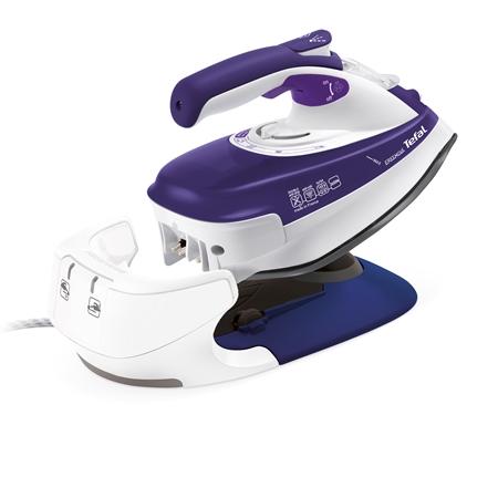Tefal FV9962 Freemove violet-wit Stoomstrijkijzer