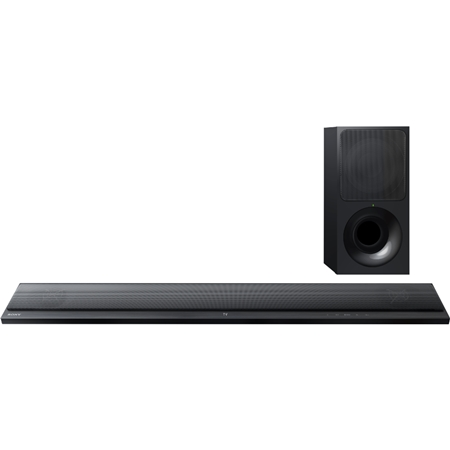 Sony HT-CT390 zwart Soundbar