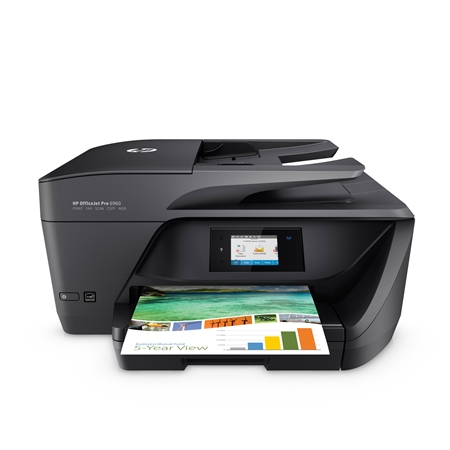 Hewlett Packard Officejet Pro 6960 zwart