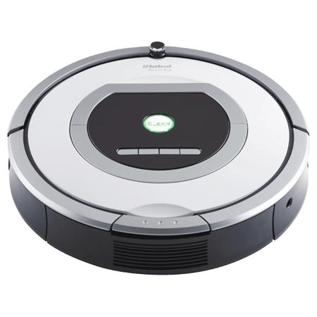 iRobot Roomba 776p zwart-zilver Robotstofzuiger