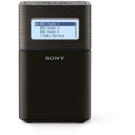 Sony XDR-V1BTDB zwart