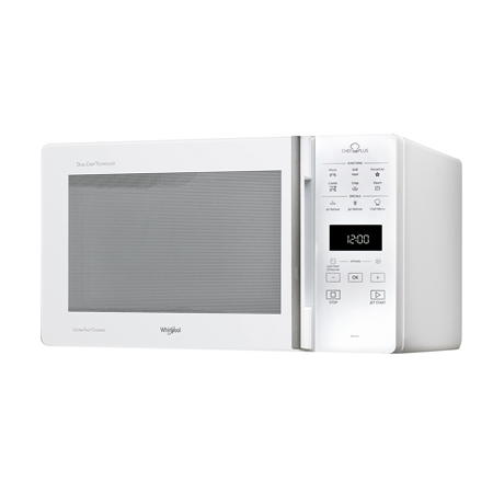 Whirlpool MCP 349 WH wit