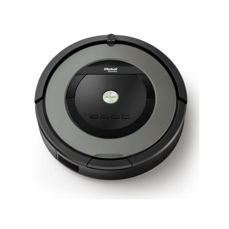 iRobot Roomba 866 zwart-zilver