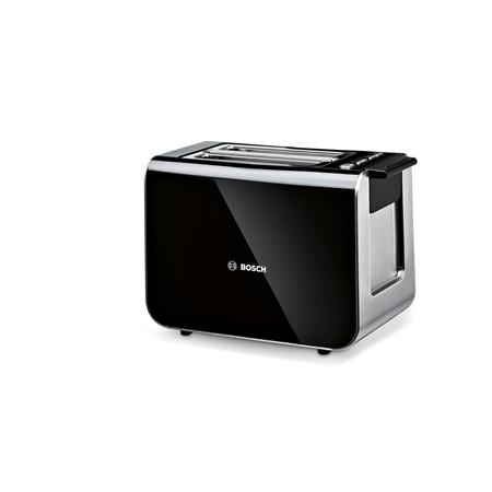 Bosch TAT8613 zwart Broodrooster