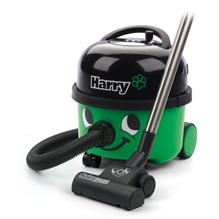 Numatic HHR-202-11 HARRY Pets + KITHS1 & HairoBrush groen