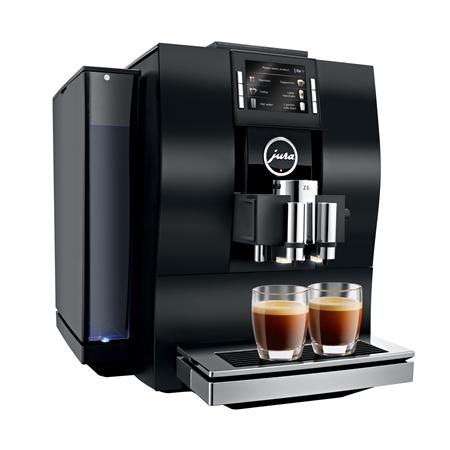 Jura Z6 Aluminium Black Espressomachine