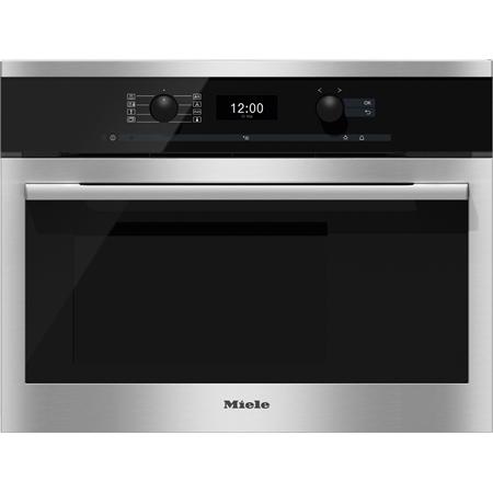 Miele DGC 6300 RVS Inbouw Oven