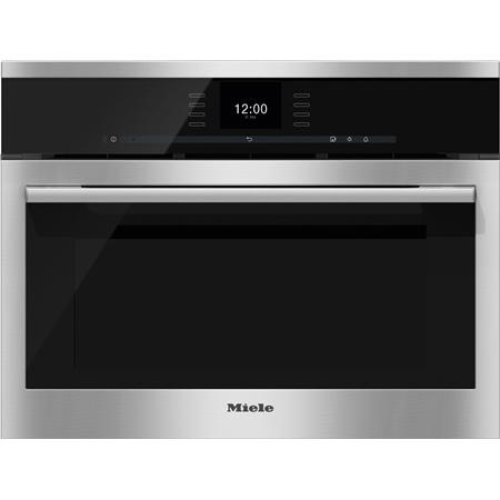 Miele DGC 6500 XL RVS Inbouw Oven