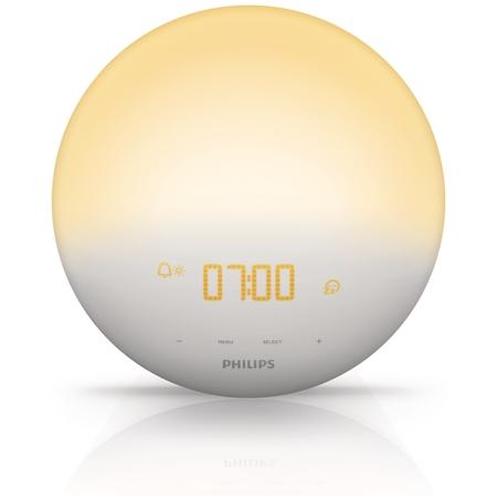 Philips HF3510/01 wit Wake Up Light