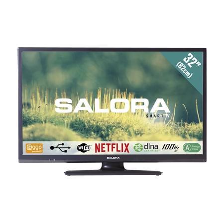 Salora 32EHS2000 zwart