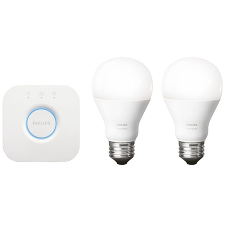 Philips Starter Kit White E27