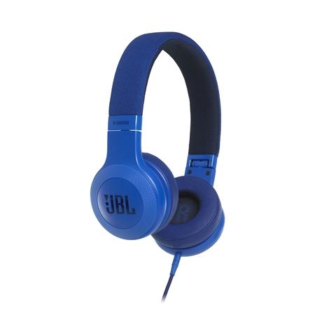 JBL E35 blauw
