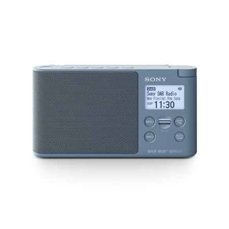 Sony XDR-S41 blauw