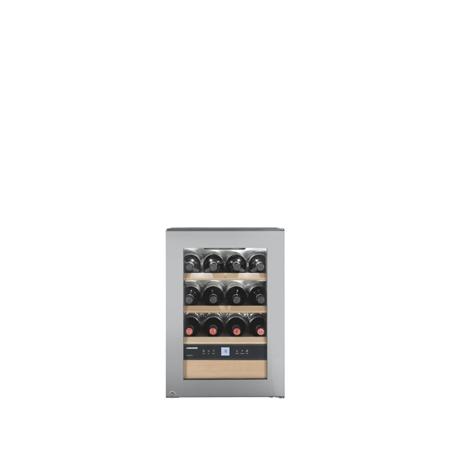Liebherr WKes 653-21 GrandCru Wijnklimaatkast Edelstaal