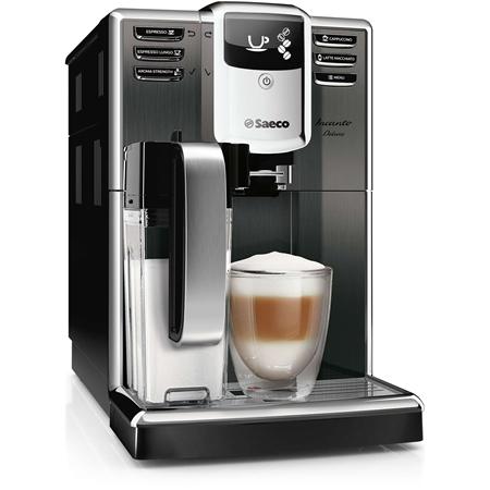 Philips Saeco Incanto Deluxe HD8922/01 Espressomachine Titanium/RVS