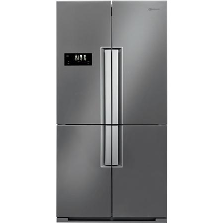 Bauknecht KSN 4T A+ IN Amerikaanse Side-by-Side koelkast