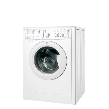 Indesit IWC 71451 ECO wit Wasmachine
