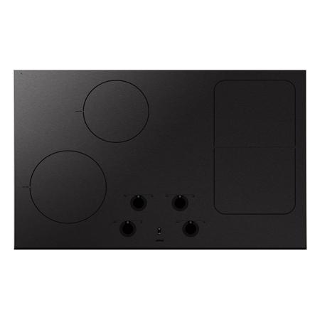 ATAG HI8472SV zwart glas Inductie Kookplaat