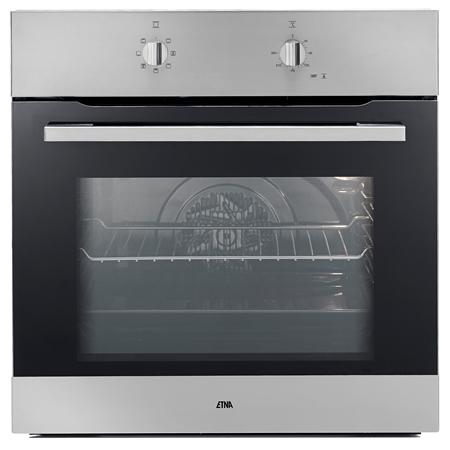 Etna OM865RVS RVS Inbouw Oven