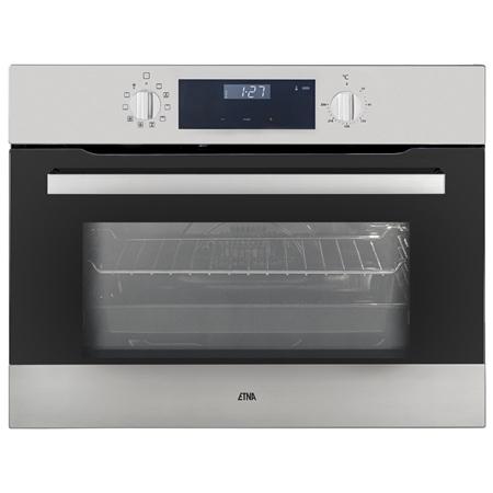 Etna OM948RVS RVS Inbouw Oven