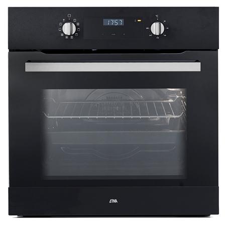 Etna OM965ZT zwart Inbouw Oven