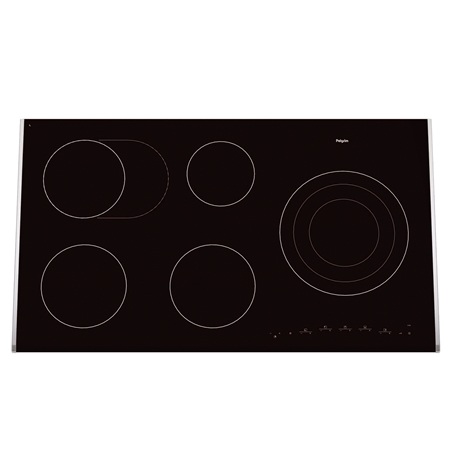 Pelgrim CKT795ONY Keramische Kookplaat