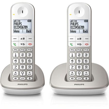 Philips XL4902S/22 zilver
