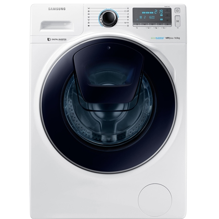 Samsung WW90K7605OW AddWash Wasmachine