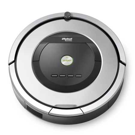 iRobot Roomba 886 Robotstofzuiger