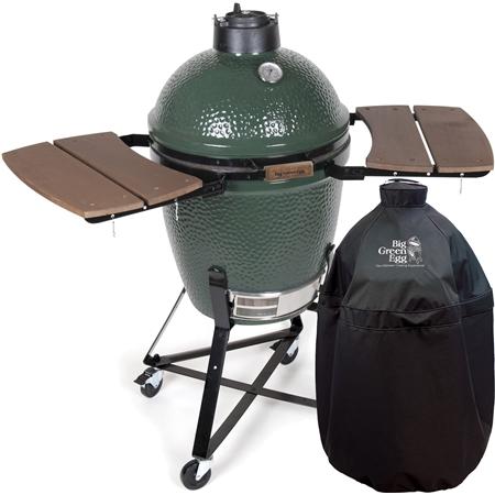 Big Green Egg Medium Compleet Barbecue