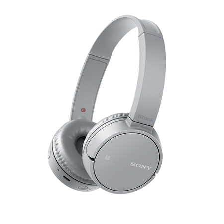 Sony MDR-ZX220BTH grijs