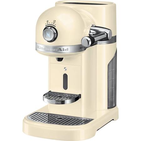 KitchenAid Artisan 5KES0503EAC/3 Nespressomachine Amandelwit