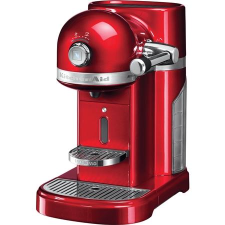 KitchenAid Artisan 5KES0503EER/3 Nespressomachine Keizerrood