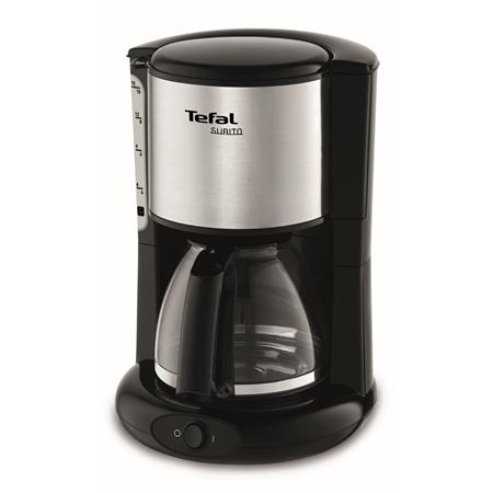 Tefal CM3608 zwart-RVS Koffiezetapparaat