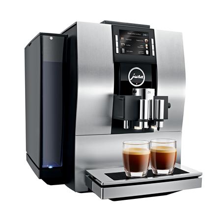 Jura Z6 Aluminium Espressomachine