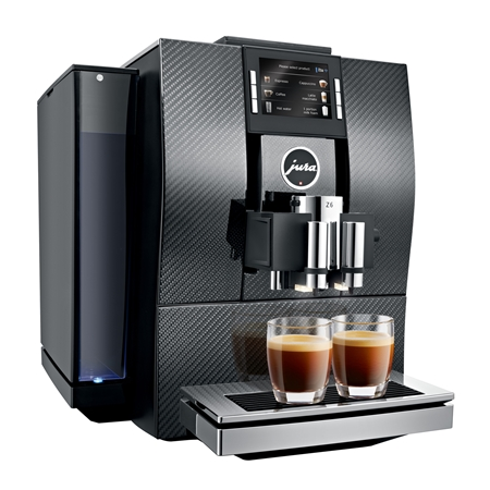 Jura Z6 Carbon Jubileummodel Espressomachine